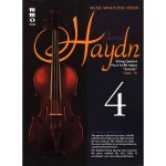 HAYDN String Quartet in B-flat major, `Sunrise,` op. 76, no. 4, HobIII:78 (1 CD)