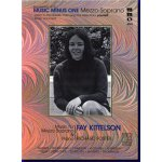 Beginning Mezzo Soprano Solos (Fay Kittelson) (1 CD)