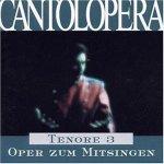 Cantolopera: Tenor 3