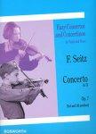 Seitz, Concerto in D, op. 7, Notenausgabe