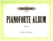 Pianoforte Album Band I, Notenausgabe
