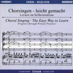 Verdi, G.: Requiem, CD Chorstimme Tenor