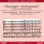 Beethoven,L.: Missa Solemnis D-Dur op. 123, CD Chorstimme Sopran