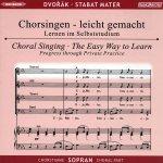 Dvorák,A.: Stabat Mater op. 58, CD Chorstimme Sopran