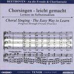 Beethoven,L.: An die Freude (9. Symphonie) & Chorfantasie, CD Chorstimme Tenor