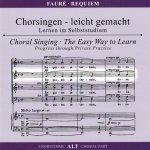 Fauré, G.: Messe de Requiem d-Moll op.48, CD Chorstimme Alt