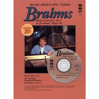 BRAHMS Concerto No. 1 in D minor (2 CD Set) (2 CDs)