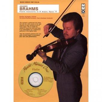 BRAHMS Violin Concerto in D major, op. 77 (1 CD)