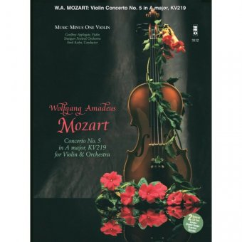 MOZART Violin Concerto No. 5 in A major, KV219 (Digitally Remastered 2-CD set) (