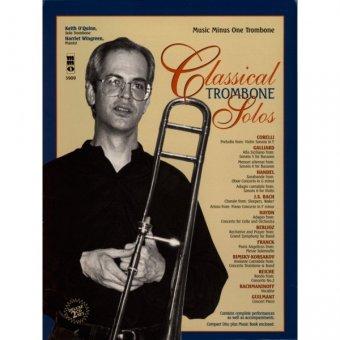 Classical Trombone Solos (2 CD Set) (2 CDs)