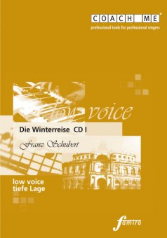 Schubert Winterreise (3CDs) - tiefe Lage