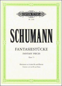 Schumann, Fantasiestücke, Notenausgabe