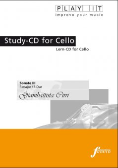 Cirri, Sonate III, F-Dur