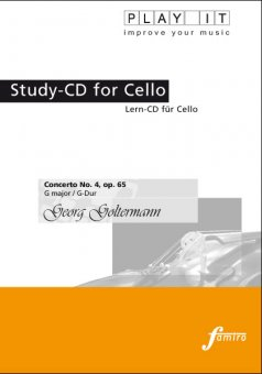 Goltermann, Concerto No. 4, op. 65