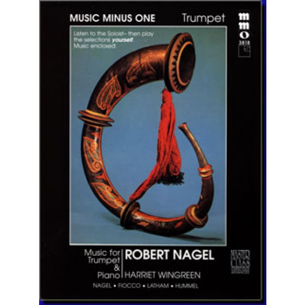 Advanced Trumpet Solos, vol. II (Robert Nagel) (1 CD)