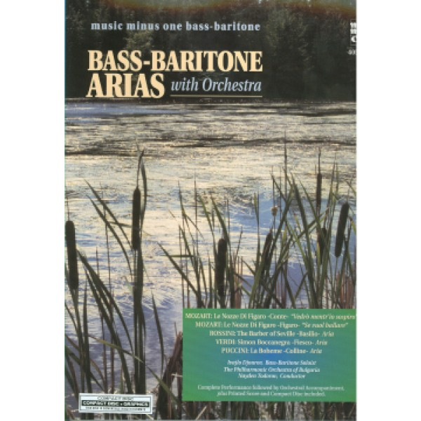 Bass-Baritone Arias with Orchestra, vol. I (1 CD)
