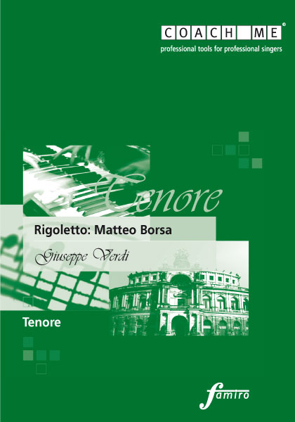 Rigoletto: Matteo Borsa (1CD)