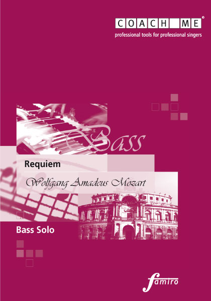 Mozart, Requiem: Bass Solo