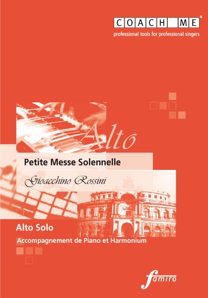Rossini, Petite Messe Solennelle: Solennelle Alto Solo