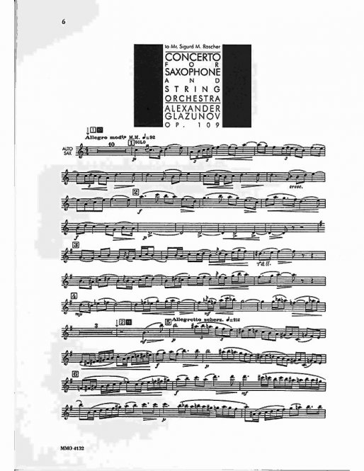Jazz Saxophone Etudes by Greg Fishman (1 CD)